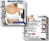 Paper box packaging for Reggiseno Beverly Hills