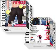 Paper box packaging for Fitness Cyclist Pants