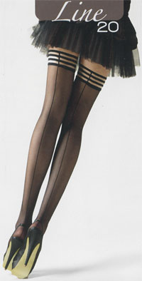 Backseam Stockings: Intimidea Line 20 Autoreggente (size 23Kb)