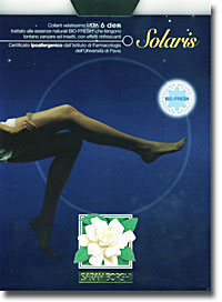 Sarah Borghi Solaris 6d Anti-Mosquitoes Tights (size 43Kb)
